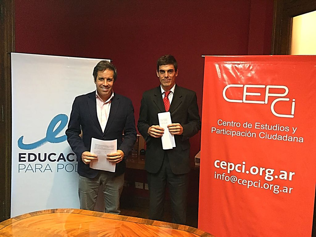 Educaci n para poder y cepci inician etapa de trabajo for Educacion para poder